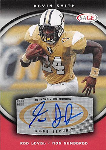 Autograph 157603 Central Florida 2008 Sage Rookie Red No....