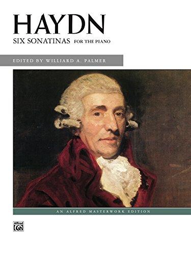 (6 Sonatinas: For Intermediate to Late Intermediate Piano (Alfred Masterwork Edition))