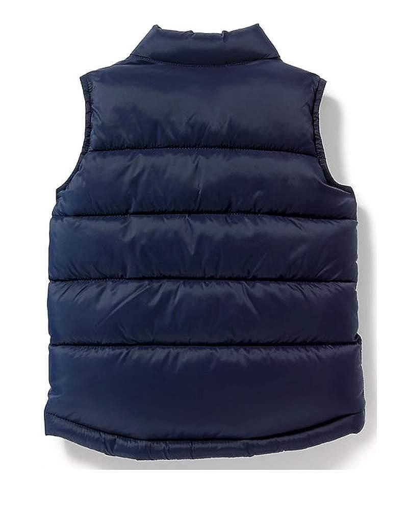 Frost-Free Vest for Toddler Boys!