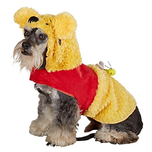 [Disney Pooh Bear Dog Costume - Size Small] (Bear Dog Costume)