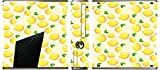 Lemon Lemon Lemons and More Lemons Pattern Xbox 360 Slim (2010) Vinyl Decal Sticker Skin by Moonlight Printing