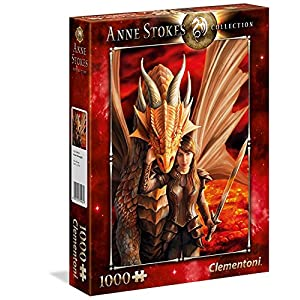 Clementoni Anne Stokes Puzzle Inner Strenght 1000 39464