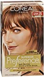 L'Oreal Superior Preference - 6AM Light Amber Brown (Warmer) 1 Each (Pack of 5)