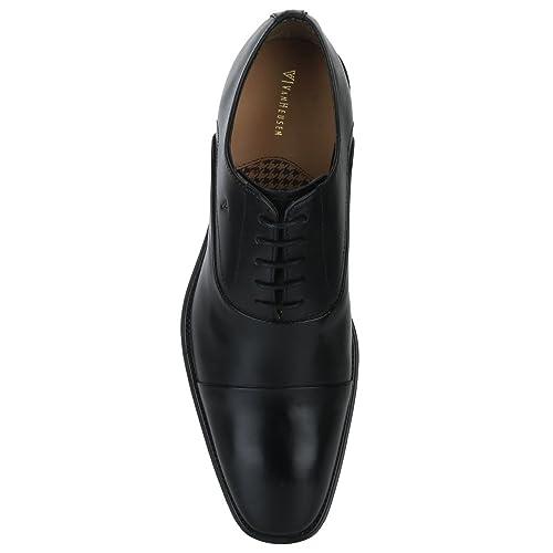 Van Heusen Men s Formal Shoes  Buy Online at Low Prices in India - Amazon.in 4321d46cc