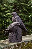 Campania International A-459-VE Nevermore Statue, Verde Finish Review
