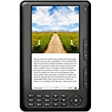 Ematic Color eBook Reader with MP3 Player (EB106)