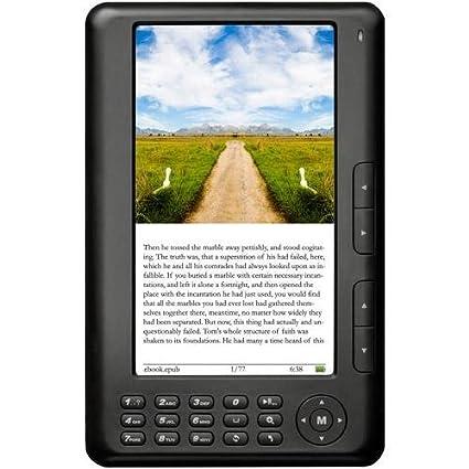 Ematic Color eBook Reader con Reproductor de mp3 (eb106): Amazon ...