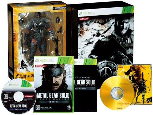 Metal Gear Solid: Peace Walker HD Edition [Limited Edition] [Japan Import] - Metal Gear Solid Hd Xbox