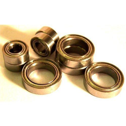 1/10 Wheel Sealed Ball Bearings 15x10x4 10x5x4 10x5x4mm