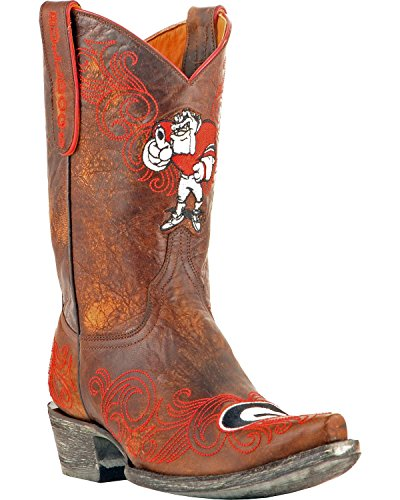 georgia bulldogs boots - 5