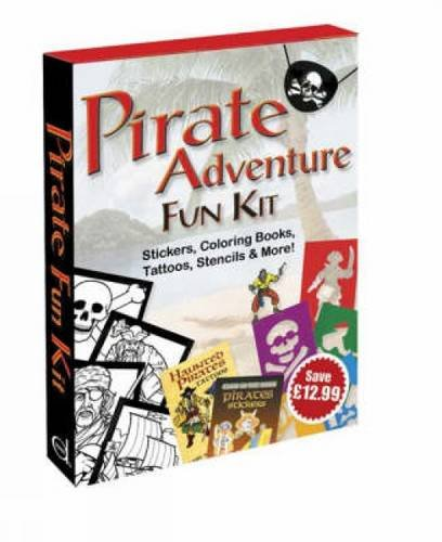 Pirate Adventure Fun Kit (Dover Fun Kits) ()