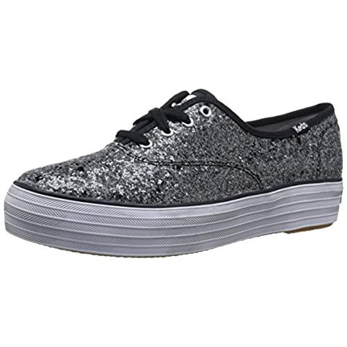 9c115ba862a3b Keds Women's Triple Glitter Fashion Sneaker 80%OFF - holmedalblikk.no