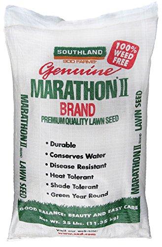 (Marathon II Grass Seed Bag, 25 lb)