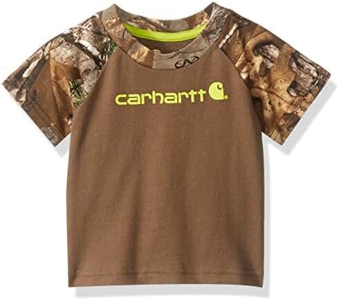 Carhartt Baby Boys' Short Sleeve Tee