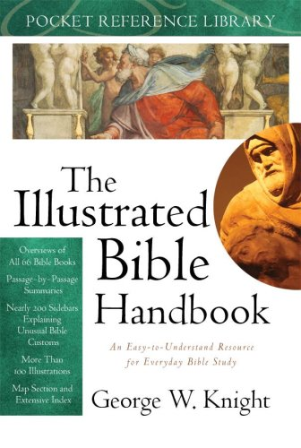 Download ILLUSTRATED BIBLE HANDBOOK, THE (Pocket Reference Library (Barbour Publishing)) pdf