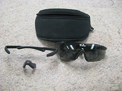 2X Ballastic Spectacle/Sunglass Kit (Genuine Oakley Sunglasses)