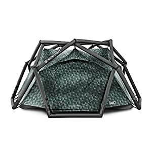 Heimplanet The Cave Inflatable Geodesic 3-Person 3-Season Tent (Cairo Camo)