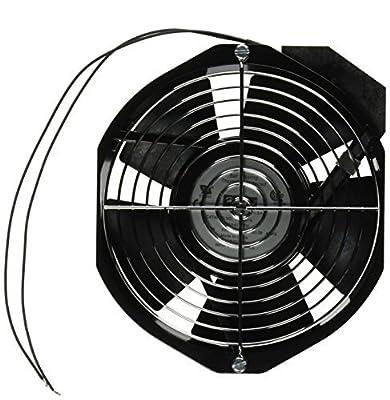 "Hoffman A6AXFN Axial Fan, 6"", 115V, 50/60 Hz"