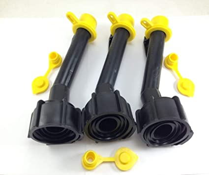 Ring /& Free Vent for Blitz 900302 900092 900094 Old Style Fuel Gas Can Jug Spout Nozzle Thank You Please Read Description Thoroughly Before Ordering 1