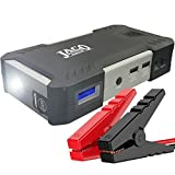 JACO BoostPro Car Battery Jump Starter - Portable Power Bank - 600A/16500mAh