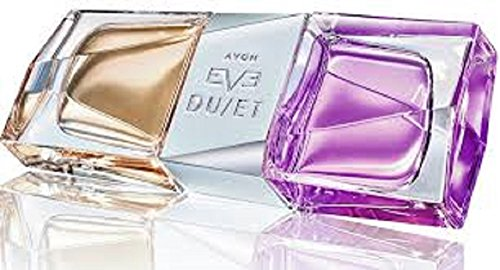 AVON Eve Duet Eau de Parfum 2 x 0.85oz Radiant and Sensual - mix or use individually