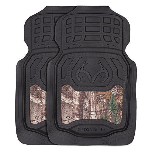 Realtree Camo Floor Mats   Front   Xtra   2 Pack ()