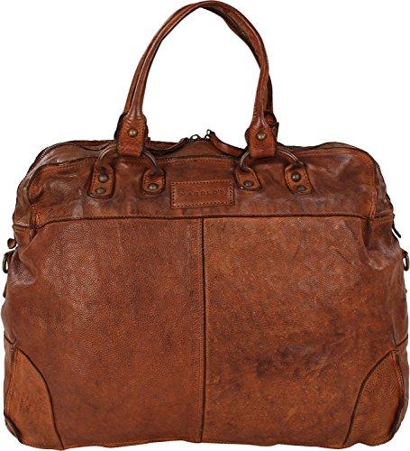 Harold's Submarine Weekend Bag 250004-cognac braun, cognac
