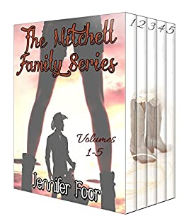 The Mitchell Family Series volumes 1-5 by [Foor, Jennifer]