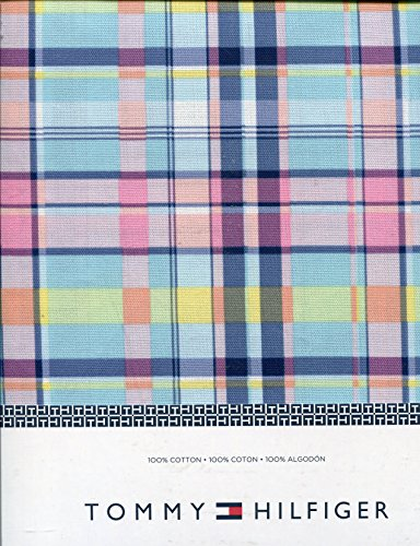 tommy-hilfiger-pastel-plaid-cotton-tablecloth-60-by-120-inch-oblong-rectangular