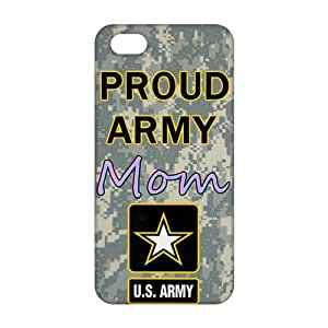 diy zhengCool-benz US Proud army mon 3D Phone Case for Ipod Touch 5 5th /