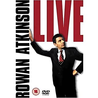 Rowan atkinson live dating show