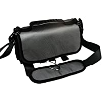 Mystery Travel Roll-Out Bag Camera Protective Case Rollup Shoulder Bagpacks with Strap for GoPro Series SJCAM Yi Action Cameras with Smart Case Layout and Adjustable Main Compartment.