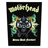 XLG Motorhead Stone Deaf Forever Back Patch Album Art Jacket Sew On Applique Review