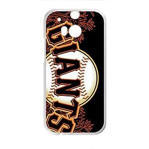 Giants Logo Hot Seller Stylish Hard Case For HTC One M8