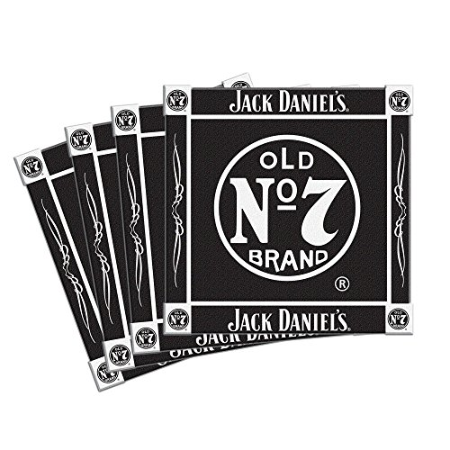 jack daniels coasters - 3