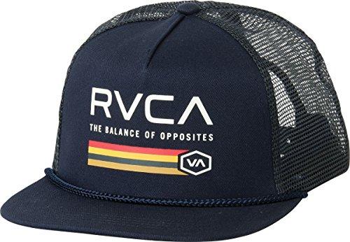 rvca-mens-caserma-trucker-hat-navy-one-size