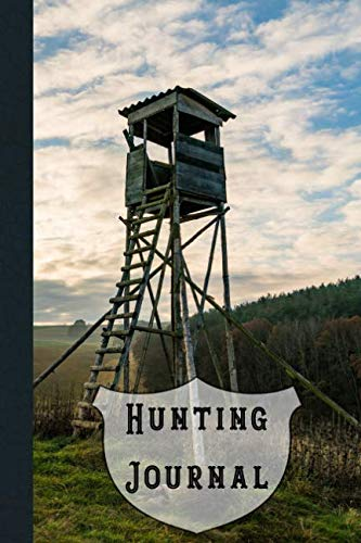 Hunting Journal: Compact hunting journal for all your hunt records -  Woodland ()