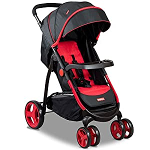 Fisher-Price Explorer Steel Stroller Cum...
