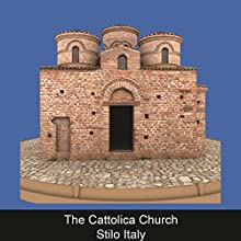 The Cattolica Church Stilo Italy (ENG) Audiobook by Paola Stirati Narrated by Karolina Starin