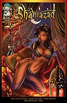 Shahrazad Vol. 1: Gods and Monsters by [Hutchison, Kim, Castor, Kari]