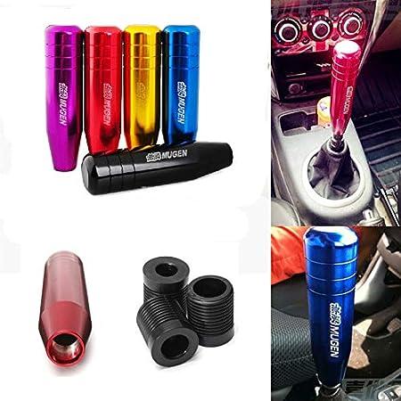 YTGOOOD Shift Knob,Universal 13cm//17cm Length Manual Car Gear Shift Knob Aluminium Alloy Racing Mugen Gearshift Knob Purple 170mm
