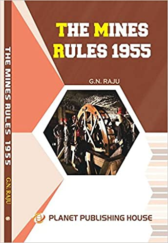 the mines Rules 1955: Amazon in: g n raju, best selling book in