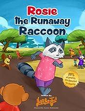 Rosie the Runaway Raccoon (Not So Serious Jack Series Book 6)