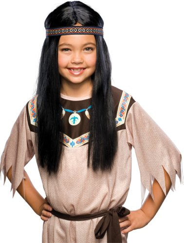 India (Child Indian Girl Costume)