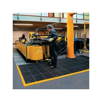 Safety Stance MAT310BY Drainage