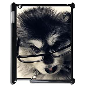 Unique Case for Ipad 2,3,4 - Staying adorable sled dogs ( WKK-R-527846 )