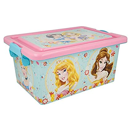 Stor Caja DE ORDENACIÓN 7 L. Princess Tea Party