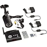 4 Channel Wireless Indoor/Outdoor Security System