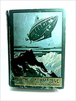Book With Airship and Submarine