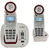 Clarity XLC3.4 Severe Hearing Loss Cordless Phone with XLC3.5 Expandable Handset